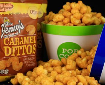 Caramel Dittos, 5.5 Oz   Case of 18 Bags