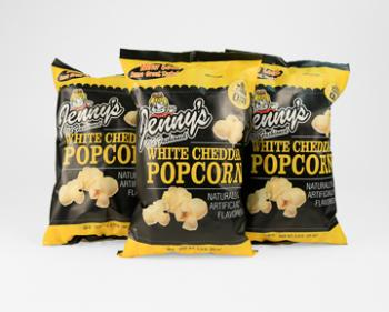 White Cheddar Popcorn, 3.5 oz   Case of 16 Bags