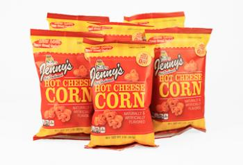 Hot Cheese Corn, 1 Oz   Case of 36 Bags