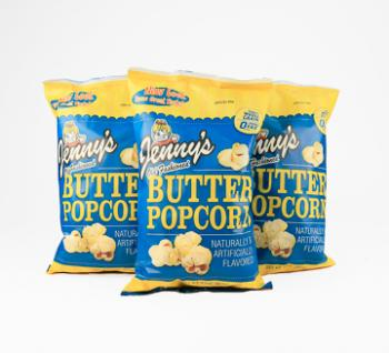 Butter Popcorn, 3.5 Oz   Case of 16 Bags