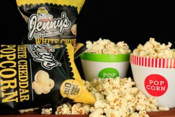 White Cheddar Popcorn, 3.5 oz   Case of 16 Bags