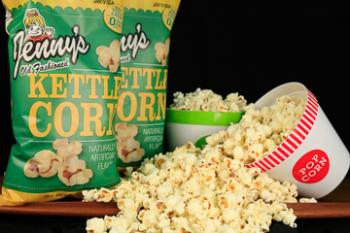 Kettle Corn, 4 Oz   Case of 12 Bags