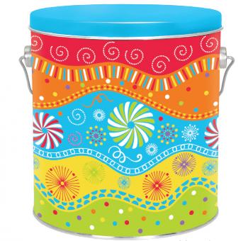 Popcorn Gift Tin, 3.5 Gallon   Single Flavor