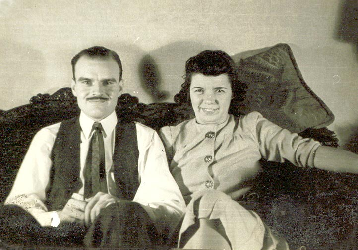 Edythe and Walter McGuire