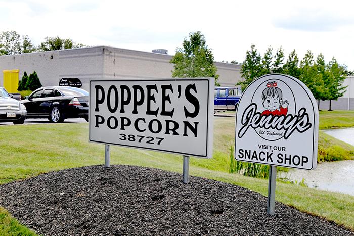 Jennys Popcorn