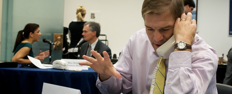 Jim Jordan is fighting to hold Washington accountable!