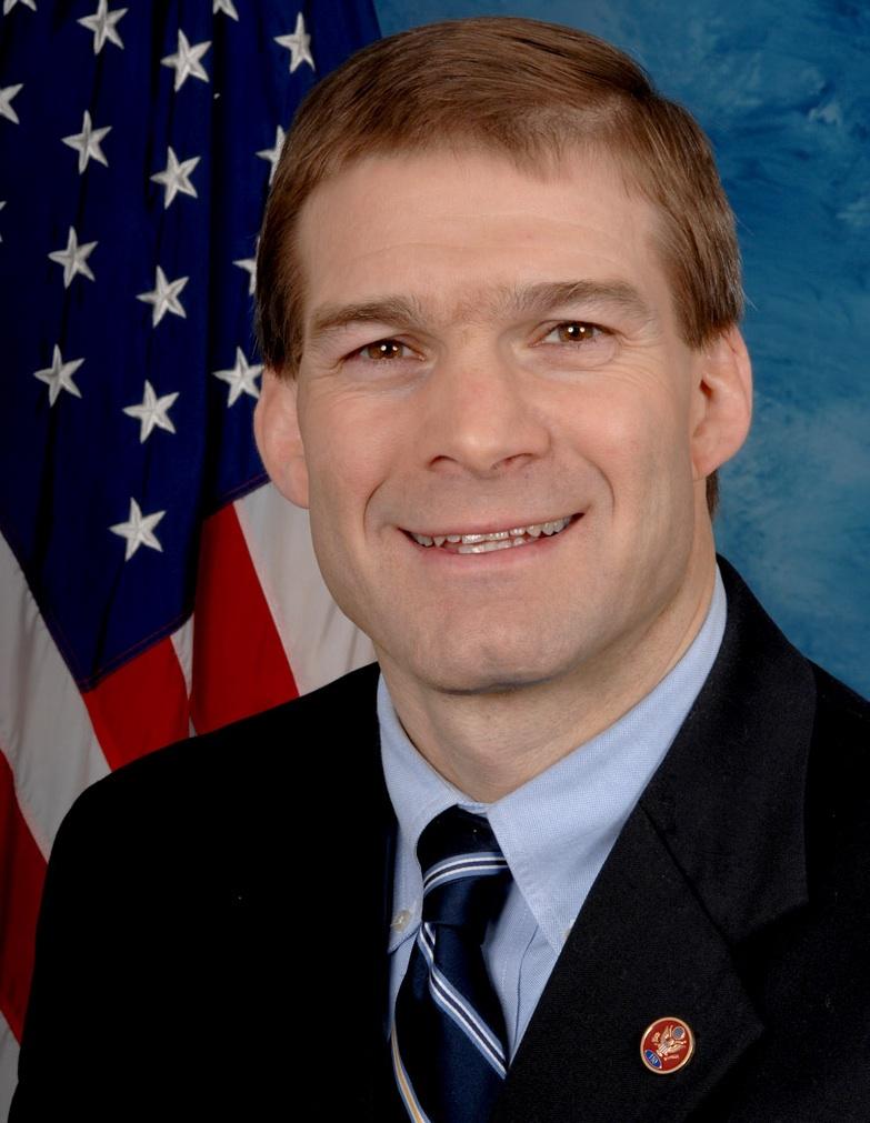 Congressman Jim Jordan