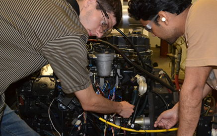 Preparing Next-Generation Automotive Engineers to Create Next-Generation Engine Controls