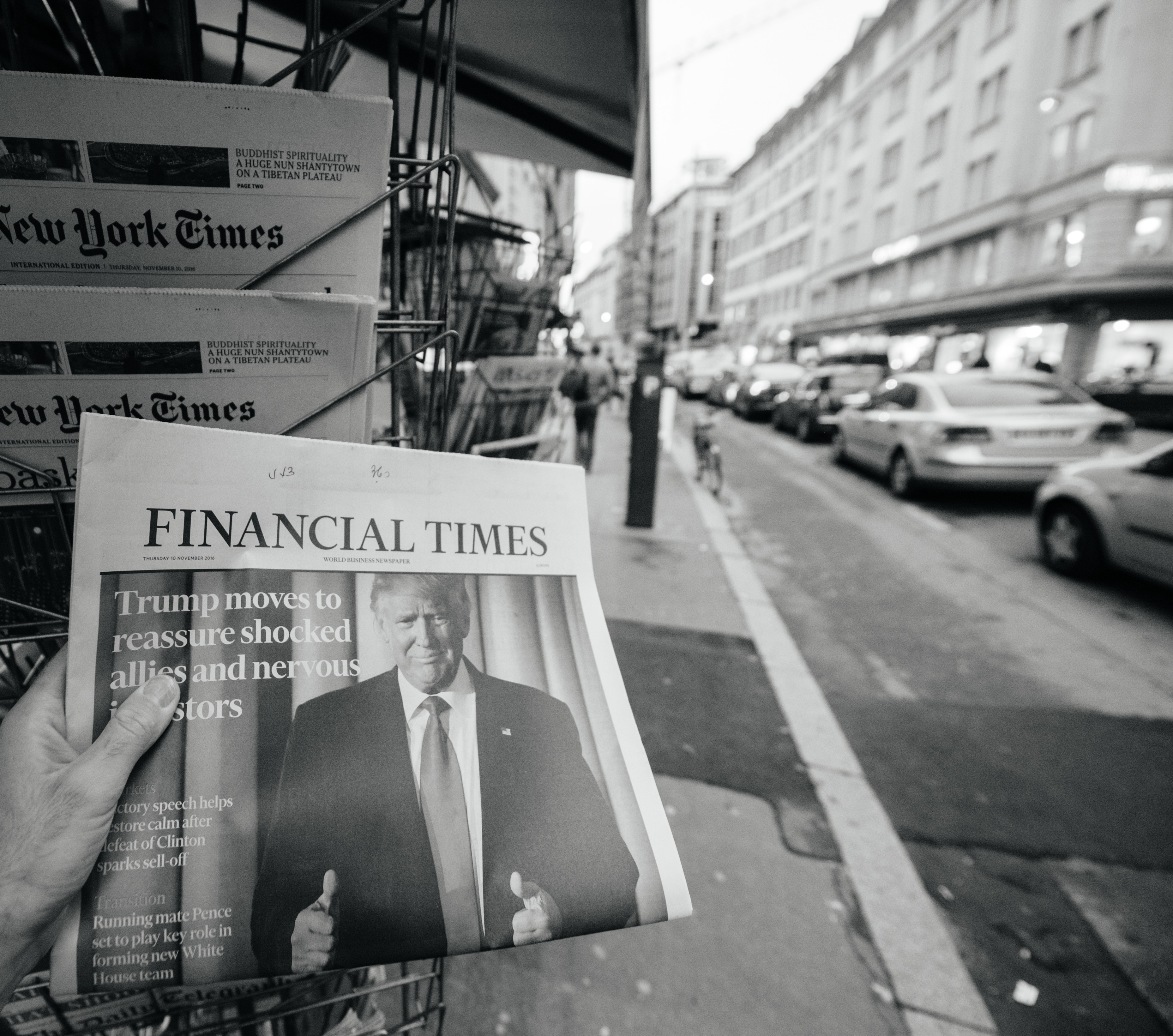 Trump Tax Plan S Pass Through Tax Break Would Provide: What Do President Trump's Policies Mean For Your Finances