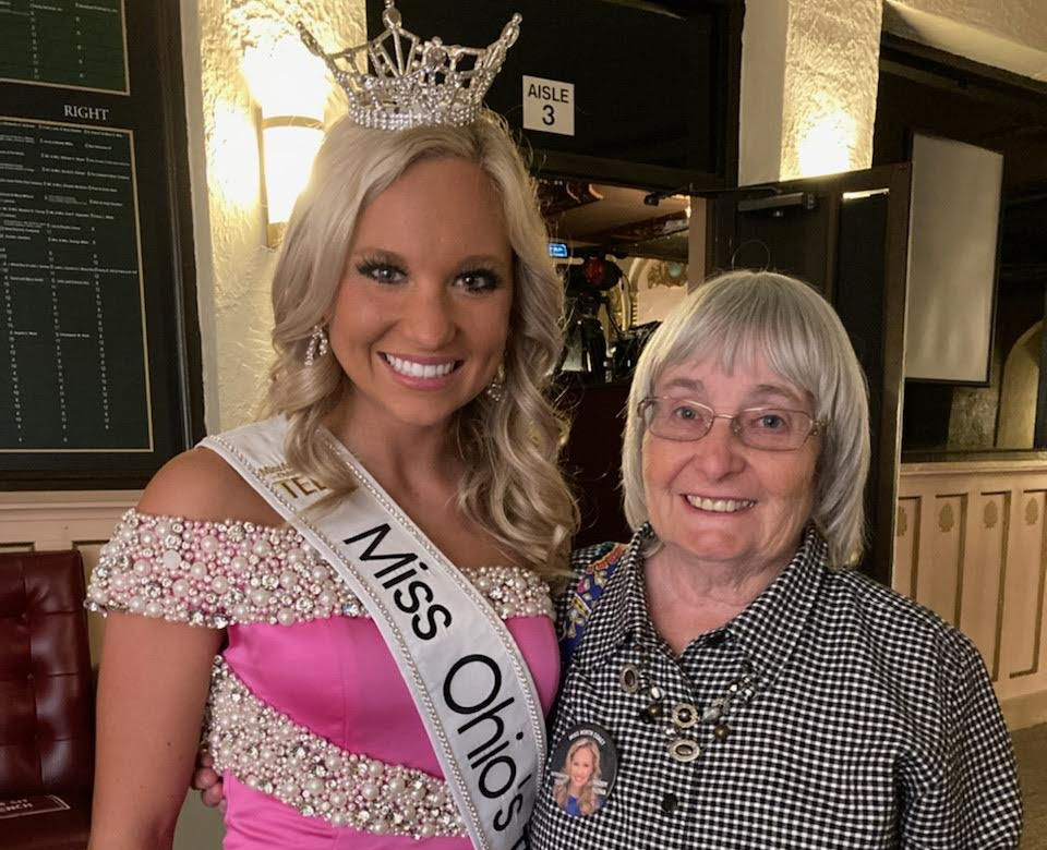 Madison Yuzwa Crowned Miss Ohios Outstanding Teen