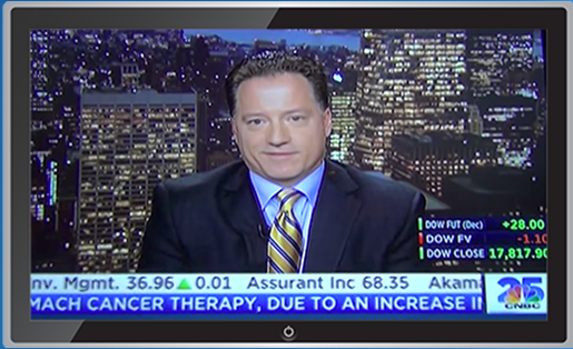 Jim Lineweaver on CNBC