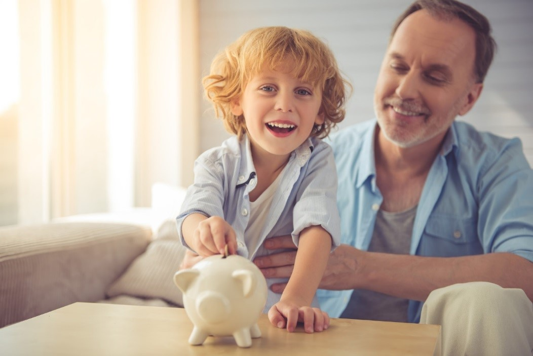Introducing Kids and Grand Kids to Investing