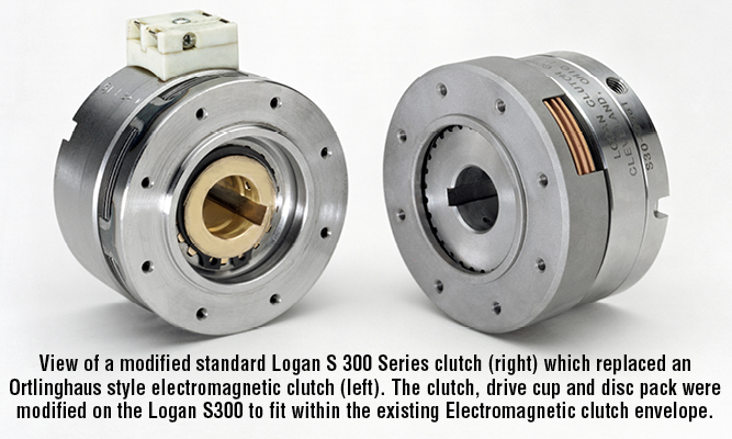 Logan Pneumatic vs Electric clutch