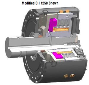 Modified CH 1250 diagram