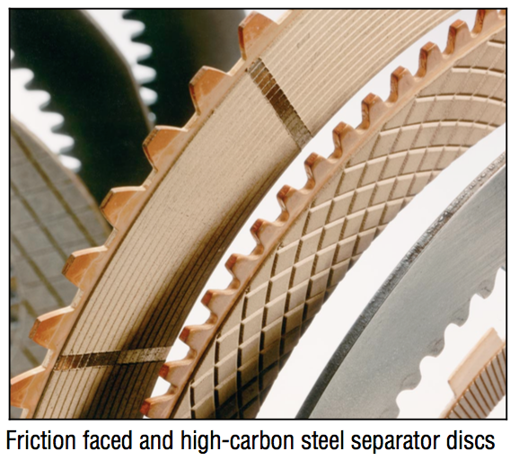 Friction Faced and High Carbon Steel