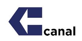 canal logo | logan clutch