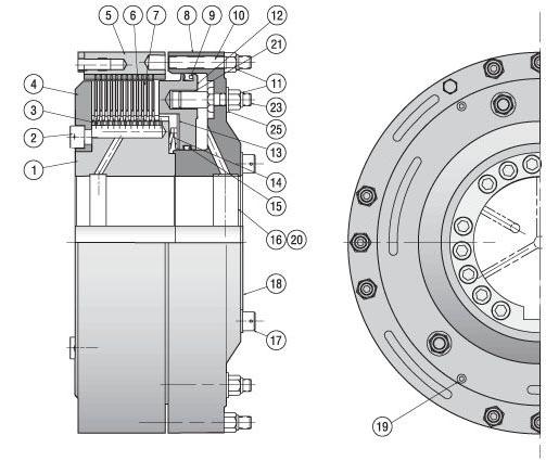 CH Component Parts
