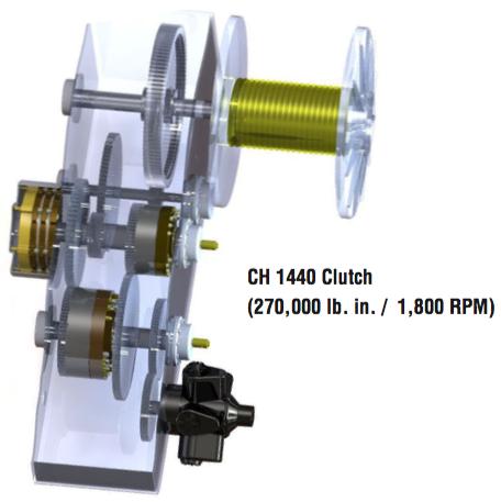 CH 1440 Clutch