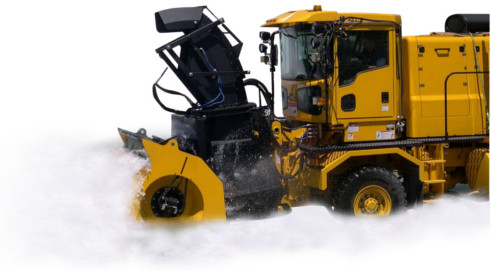 Heavy Duty Snow Blowers | Logan Clutch