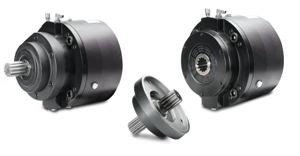 Logan 600 Series with shaft adapter. Shaft Adapter options available for 200, 600, 1000, and 1500 Series PTOs.
