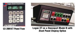 CS2001XT Panel