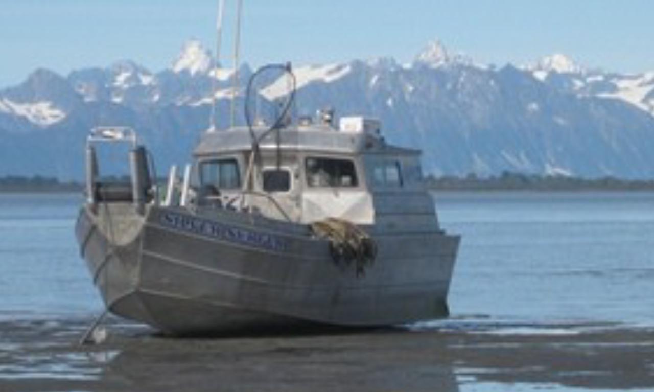Jet Boat Fishing in Bristol Bay Alaska