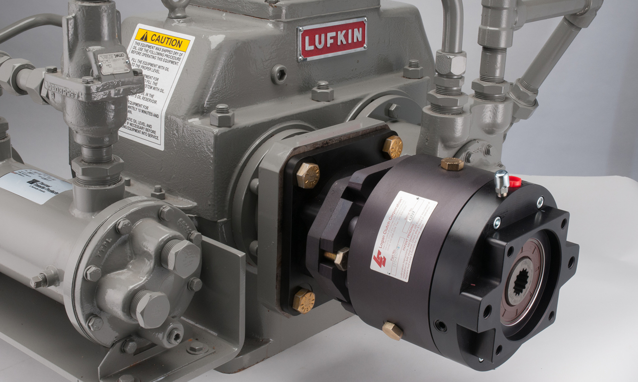 Logan Power Take off Clutches for Industrial and Marine Gearboxes