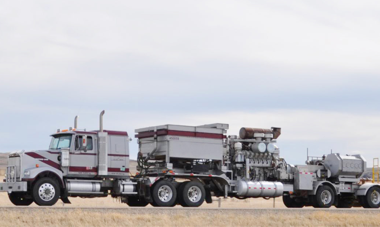 Logan FlexaDrives and Power Take Off (PTO) Clutches for Oil and Gas Applications