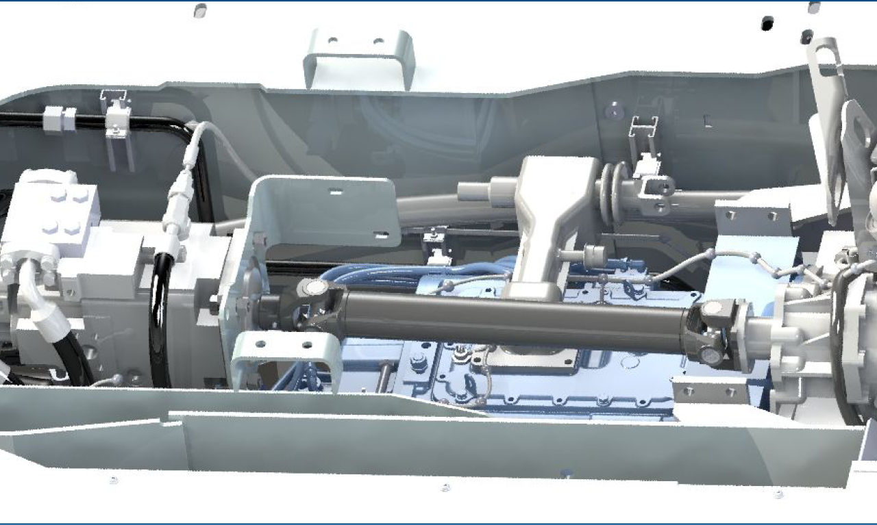 Logan Power Take off (PTO) Clutches  For Mobile Equipment