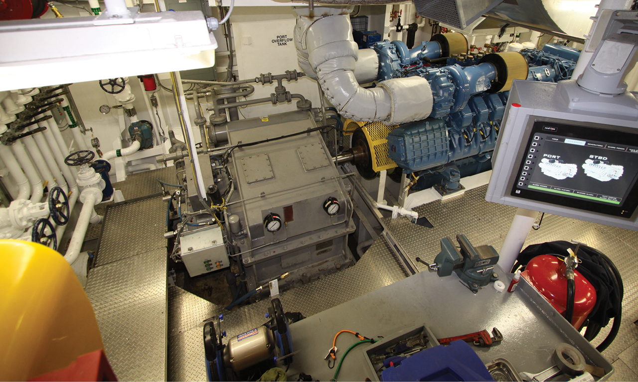 CH Clutches Power Lufkin Marine Gears for ATB