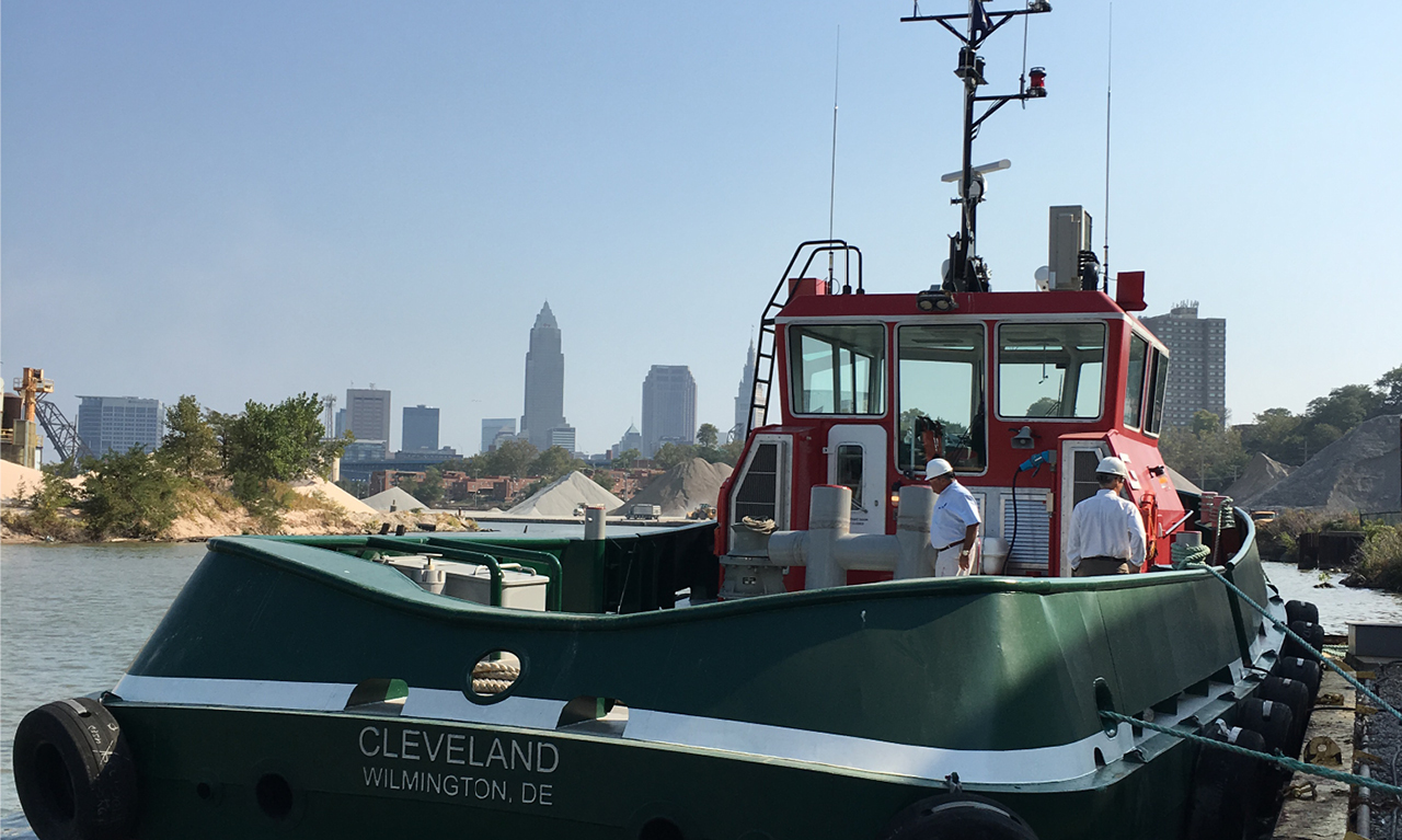 Great Lakes Towing goes green with Logan FlexaDrive HT Hybrid Techology