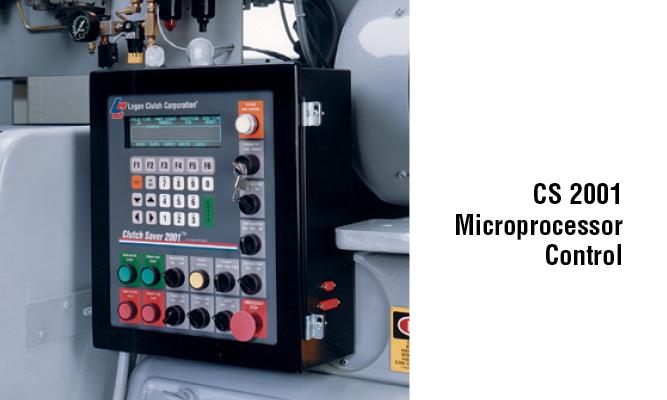 CS 2001 Microprocessor Control