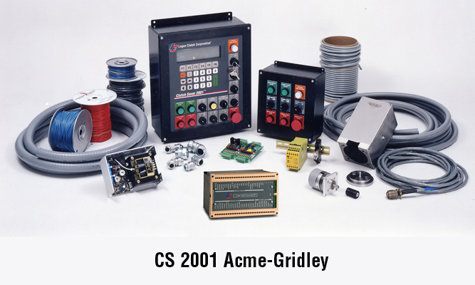 CS 2001 Acme-Gridley