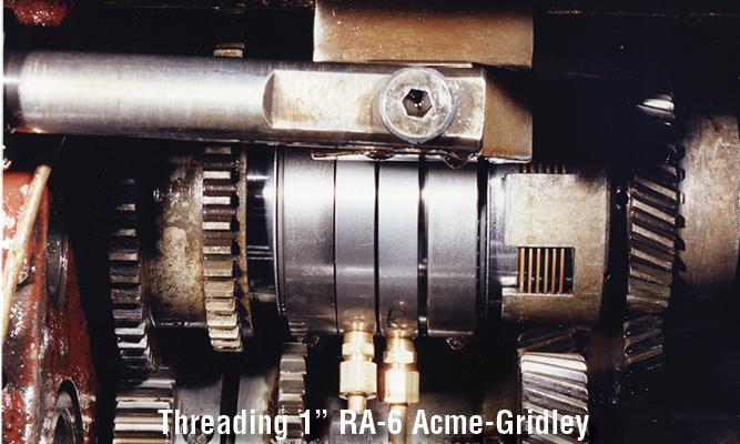 Threading RA-6 Acme-Gridley