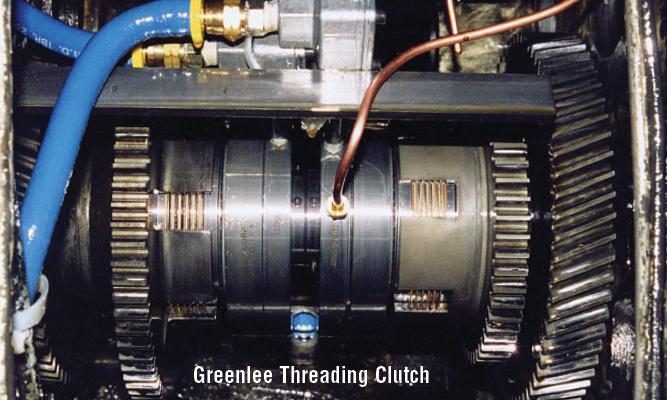 Greenlee Threading Clutch