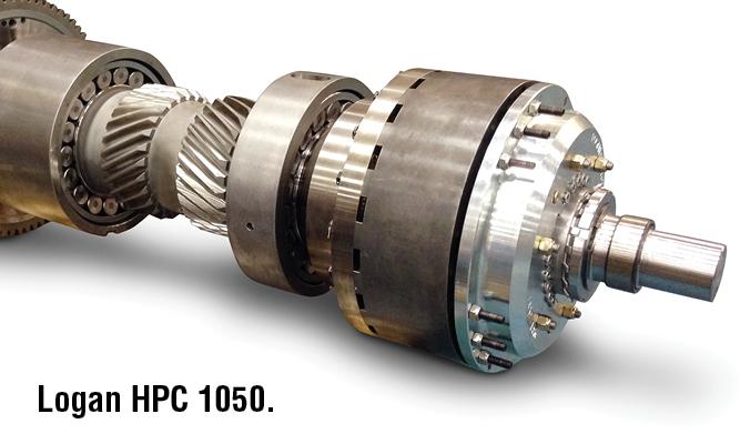 Logan HPC 1050.