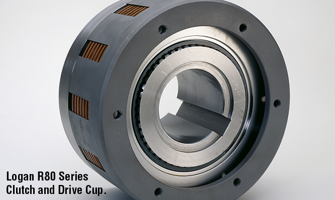 Logan R80 Series Clutch and Drive Cup.