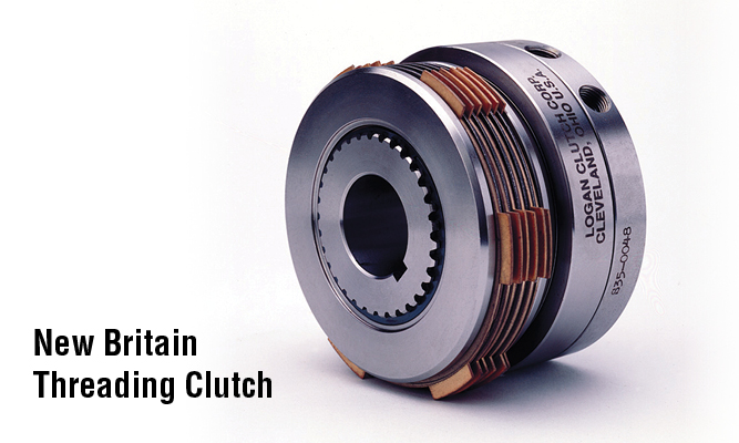 New Britain Threading Clutch