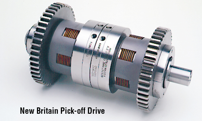 New Britain Pick-off Drive