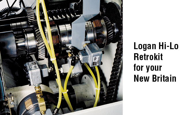 Logan Hi-Lo Retrokit for your New Britain