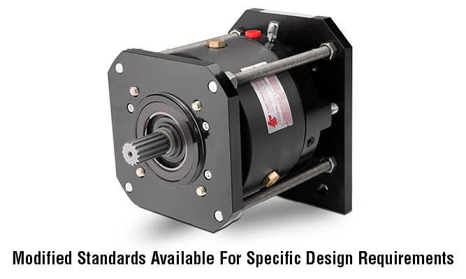 Modified Standards Available For Specific Design Requirements