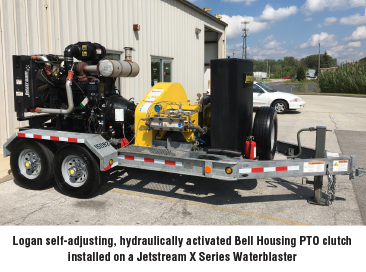 Logan Bell Housing PTOs Now Available for Jet Stream