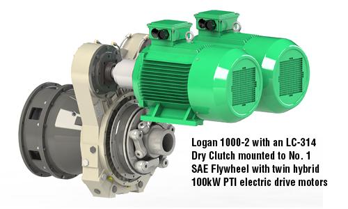 Logan Clutch Flexadrive Product
