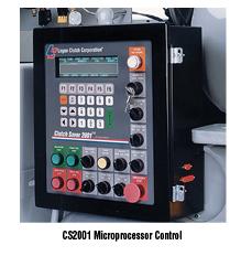 Logan CS2001XT Microprocessor Control
