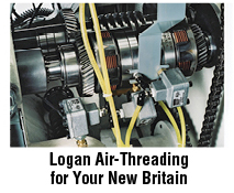 Logan Air Threading for your New Britain