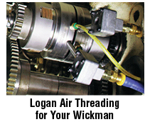 Air Threading for your Wickman