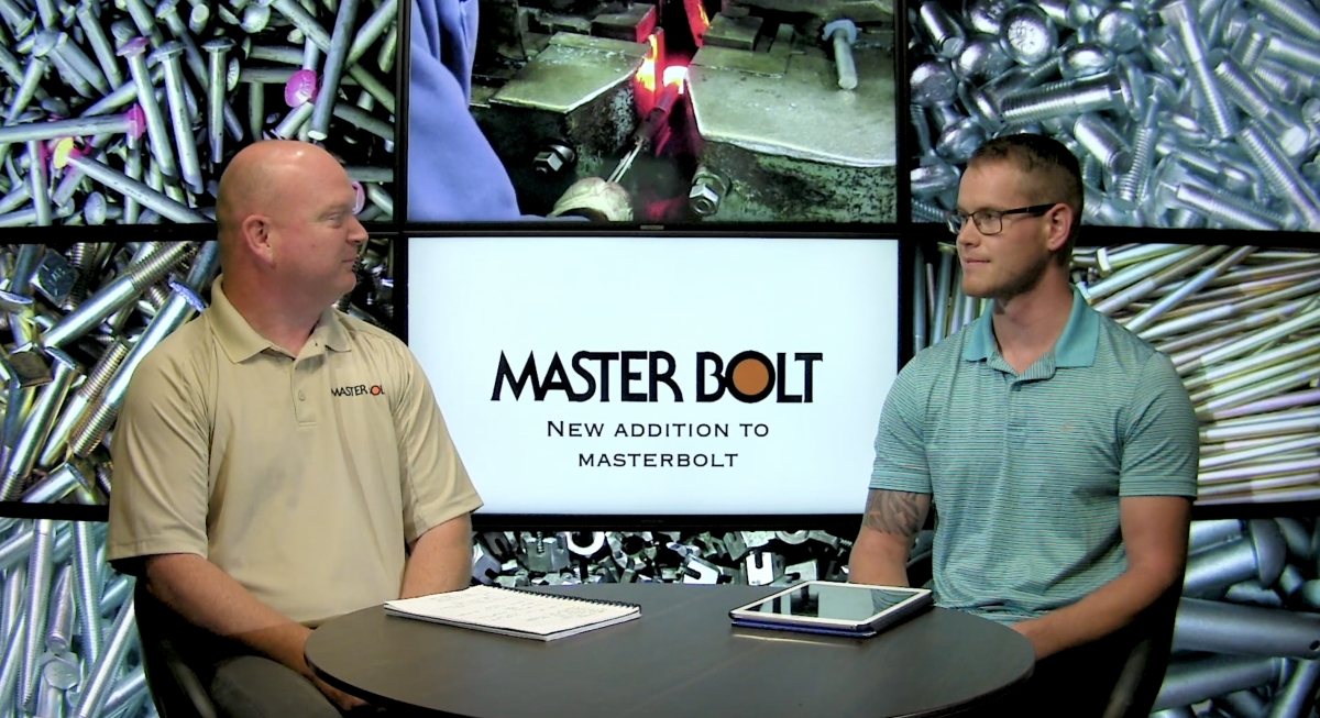 Continuous Improvement and New Additions at Master Bolt