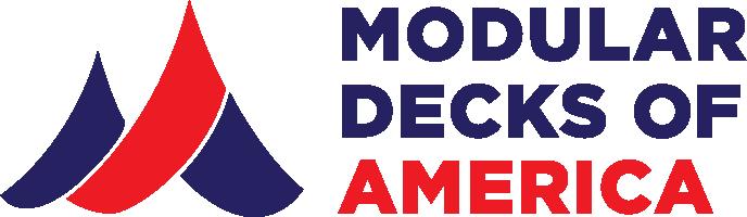 Modular Decks of America Logo