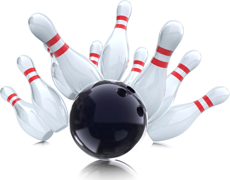 1st Annual Bowling Event