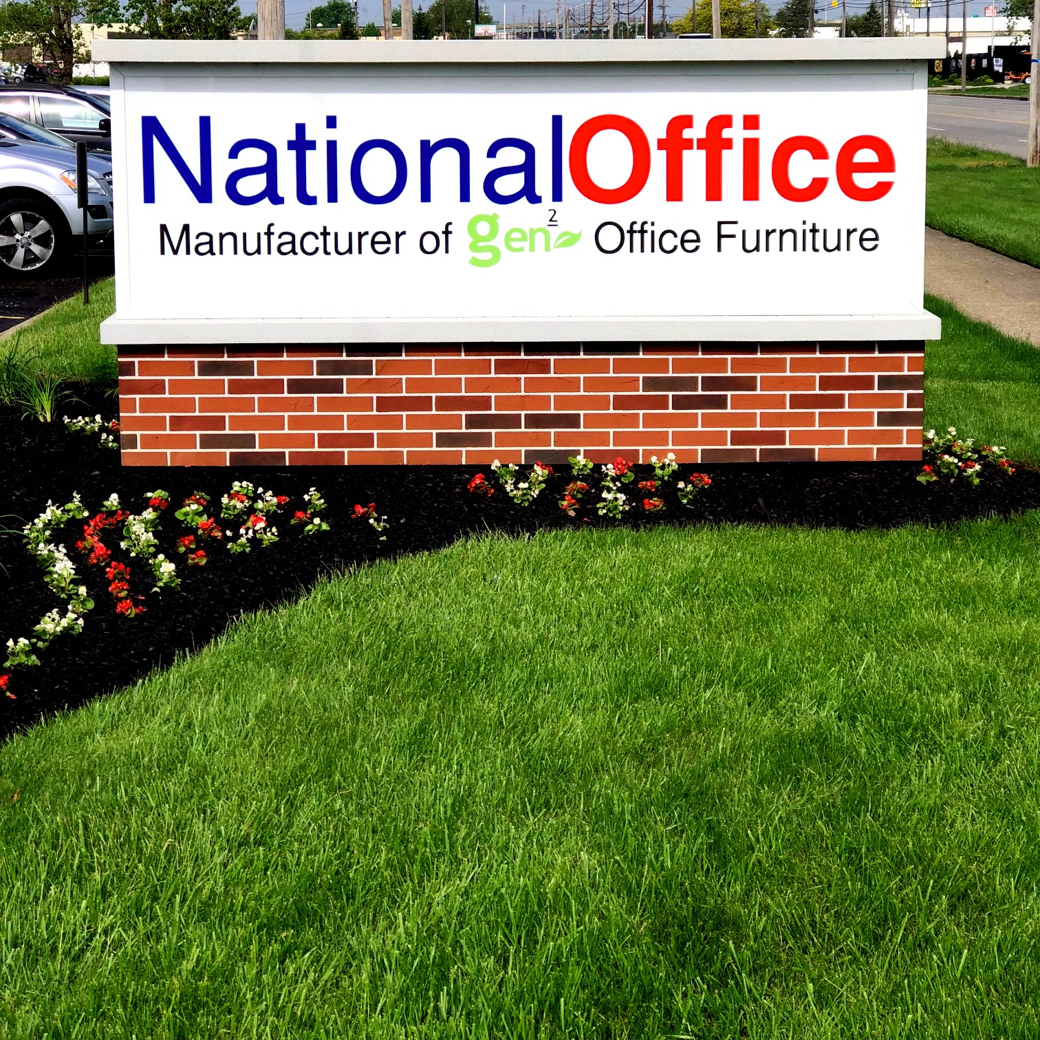 nos - national office - front sign